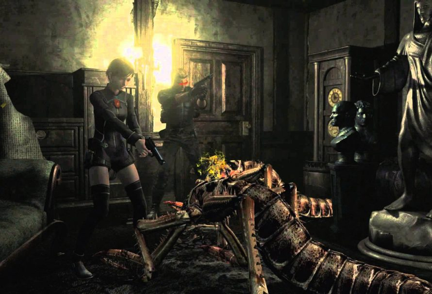 Resident Evil, Resident Evil 0 and Resident Evil 4 coming to Nintendo Switch in 2019
