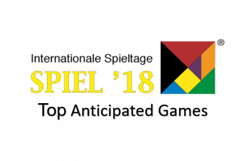 Essen Spiel 2018: Top 5 Anticipated Board Games