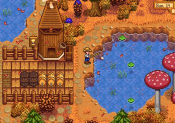 Stardew Valley coming to iOS on October 24