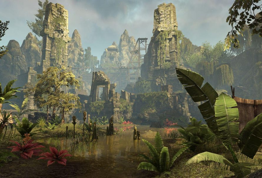 The Elder Scrolls Online: Murkmire now live on PC and Mac; Launch Trailer released