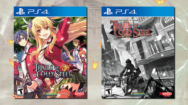 The Legend of Heroes: Trails of Cold Steel I and II coming to PS4 in North America in Early 2019