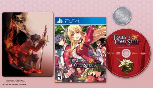 The Legend of Heroes Trails of Cold Steel I Decisive Edition