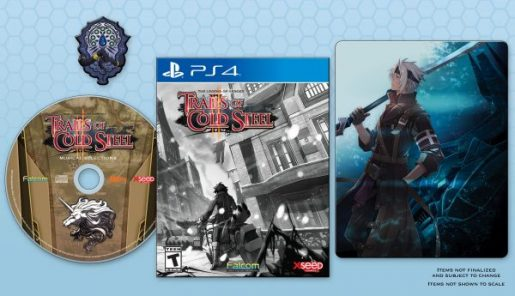 The Legend of Heroes Trails of Cold Steel I Relentless Edition