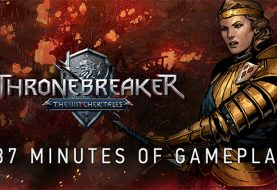 Thronebreaker: The Witcher Tales 37-minute gameplay video released