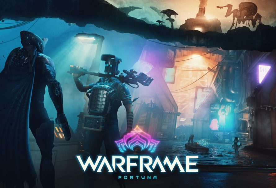 Warframe Fortuna expansion announced; Coming this November for free