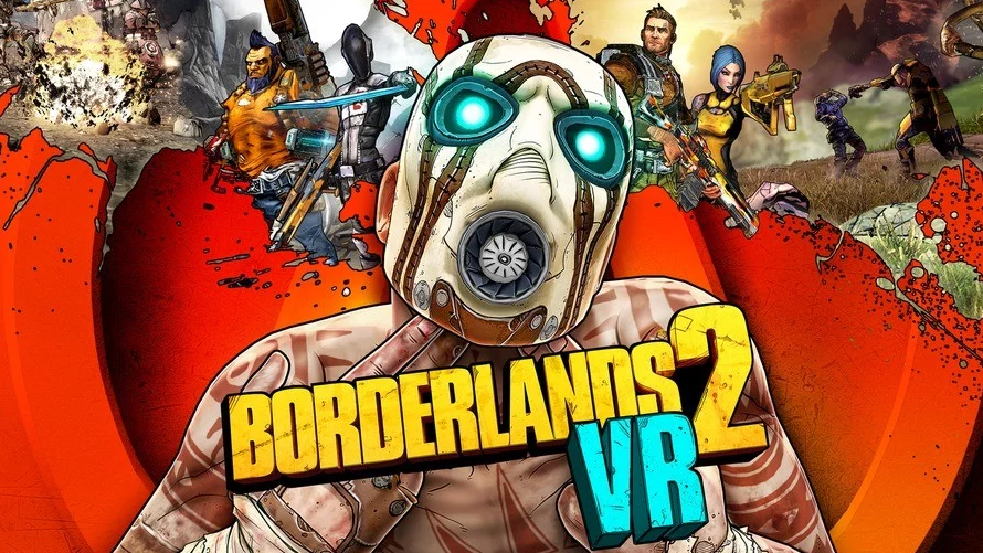 Borderlands 2 VR Is Now Shooting To The PlayStation VR