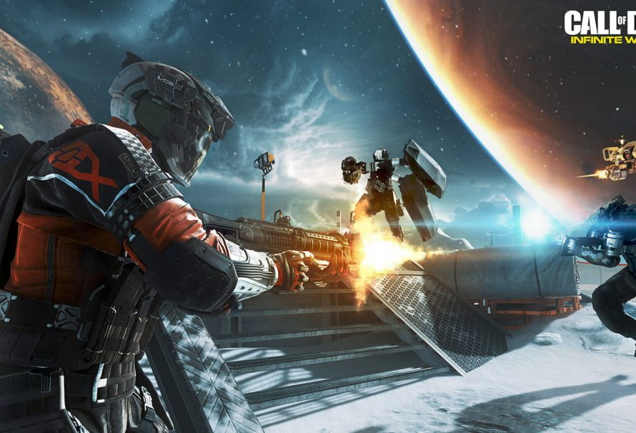 "Infinity Ward Already Hiring For A ""Next Gen"" Video Game"