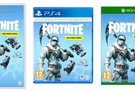 Physical Fortnite: Battle Royale Copies Releasing In November