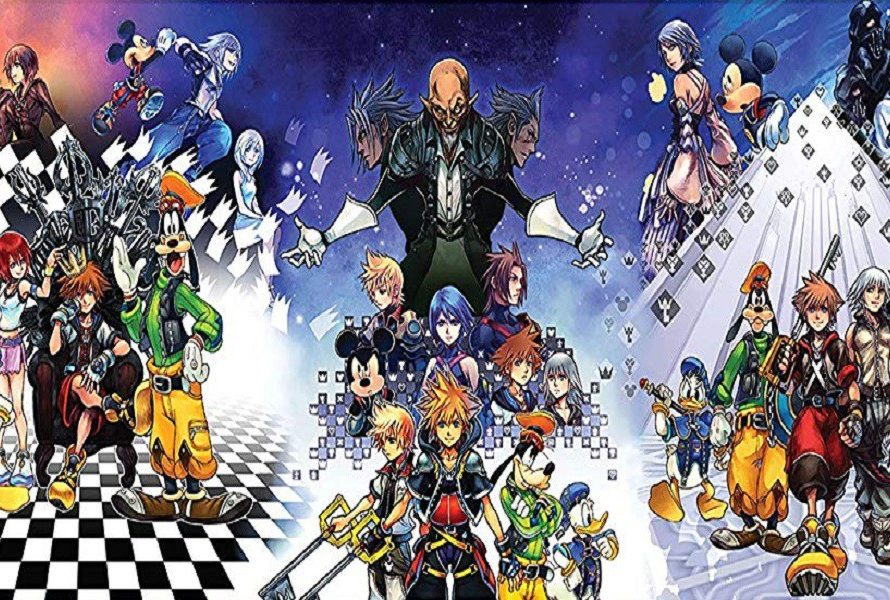 Kingdom Hearts – The Story So Far Out Now On PS4