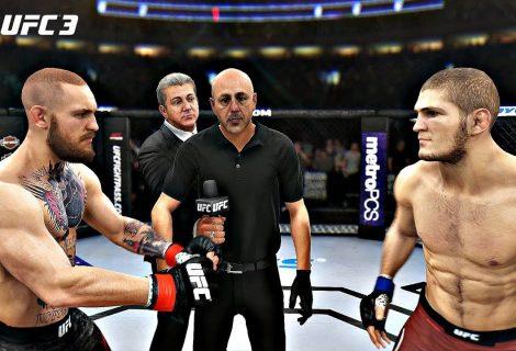 EA Sports UFC 3 Gets A Special 'Notorious Edition' To Celebrate Khabib vs McGregor