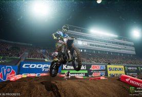 Monster Energy Supercross - The Official Videogame 2 Revs In A Release Date