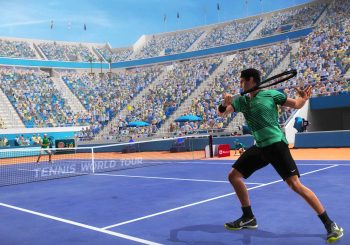 Tennis World Tour Update Patch Adds Online To Xbox One And PC