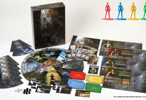 A Tomb Raider Board Game Will Be Available In Early 2019