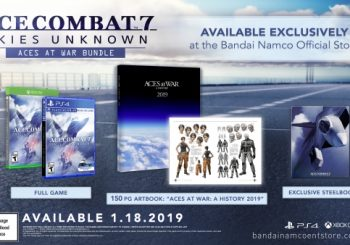 Ace Combat 7: Skies Unknown 'Aces at War Bundle' announced for North America; Exclusive to Bandai-Namco Store