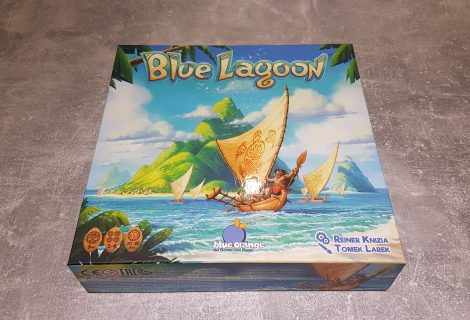 Blue Lagoon Review - Through The... Islands