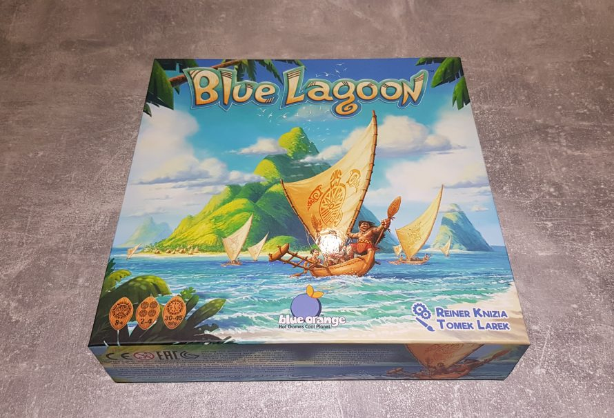 Blue Lagoon Review – Through The… Islands