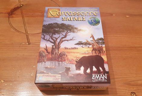 Carcassonne Safari Review - Around The Wild World