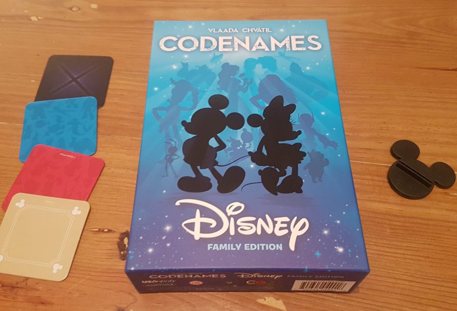 Codenames: Disney Family Edition Review – Fantastic Family Fun!