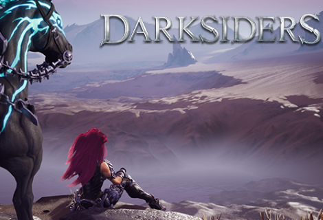 Darksiders 3 'Horse With No Name' trailer released