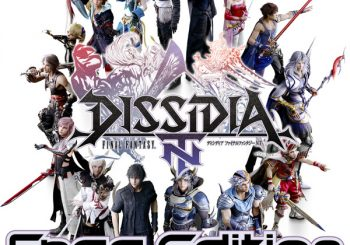 Dissidia Final Fantasy NT Free Edition available now in Japan