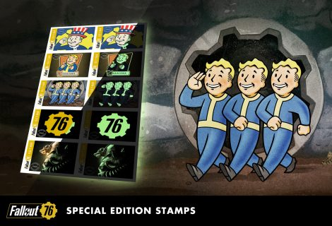 Fallout 76 Postage Stamps Unveiled By Bethesda