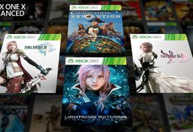 Final Fantasy XIII trilogy will be backwards compatible to Xbox One on November 13