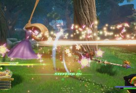 New Kingdom Hearts 3 Trailer Takes A Look At The Tangled World