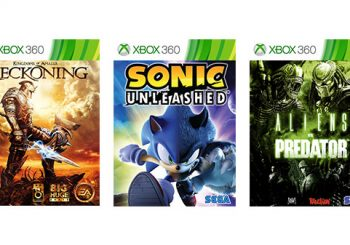 Kingdoms of Amalur: Reckoning, Sonic Unleashed, and Aliens vs. Predator now playable on Xbox One