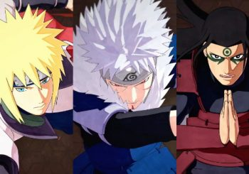 Naruto to Boruto: Shinobi Striker DLC trailers for Minato, Tobirama and Hashirama released