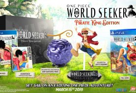 One Piece: World Seeker launches March 15, 2019; New Trailer released