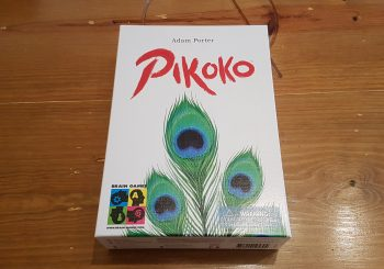 Pikoko Review - A Twist On Trick Taking!