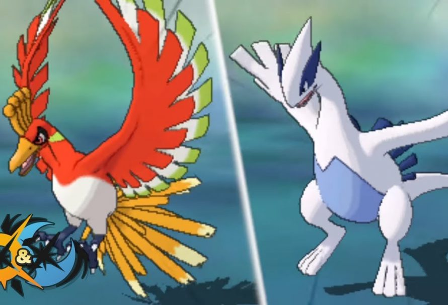 Pokemon Ultra Sun & Ulra Moon getting Ho-Oh and Lugia starting tomorrow