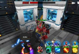 Power Rangers: All Stars Mobile Game Is Out Now On Android And iOS