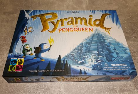 Pyramid of Pengqueen Review - ICECOOL But Not As You Know It