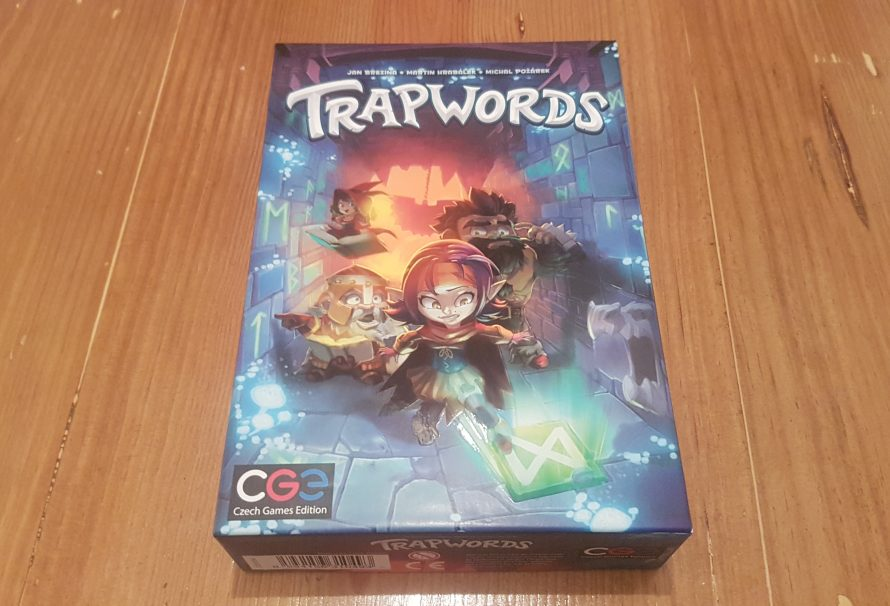 Trapwords Review – The New Taboo!