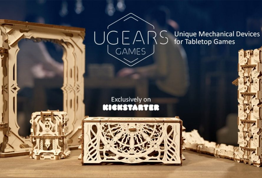 Final Hours Approach For Ugears Games Campaign On Kickstarter