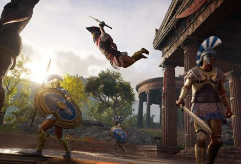 Ubisoft Announces Release Date For Assassin's Creed Odyssey 'Legacy of the First Blade' DLC