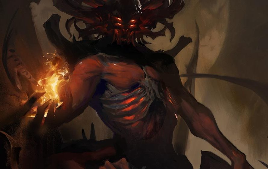 Rumor: Diablo 4 Could Have Been Announced At BlizzCon