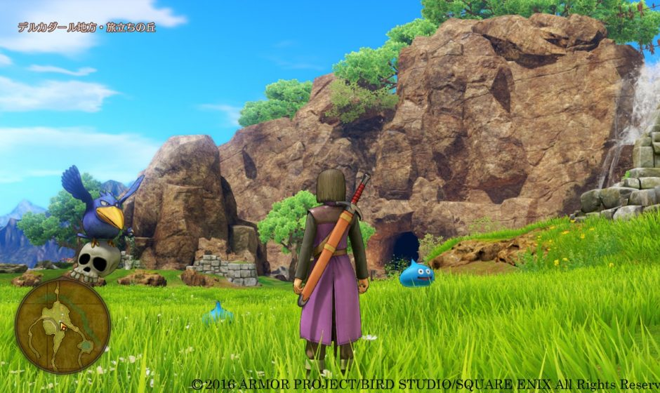 Dragon Quest XI Has Shipped 4 Million Copies Worldwide
