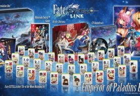 European And Australian Limited Editions Announced For Fate/EXTELLA LINK