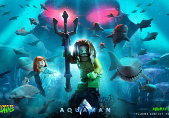 Aquaman DLC Being Added To Lego DC Super-Villains