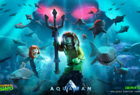Aquaman DLC Being Added To Lego DC Super-Villains