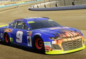 NASCAR Heat 3 Update Patch 2 Notes Racing Out Of The Track