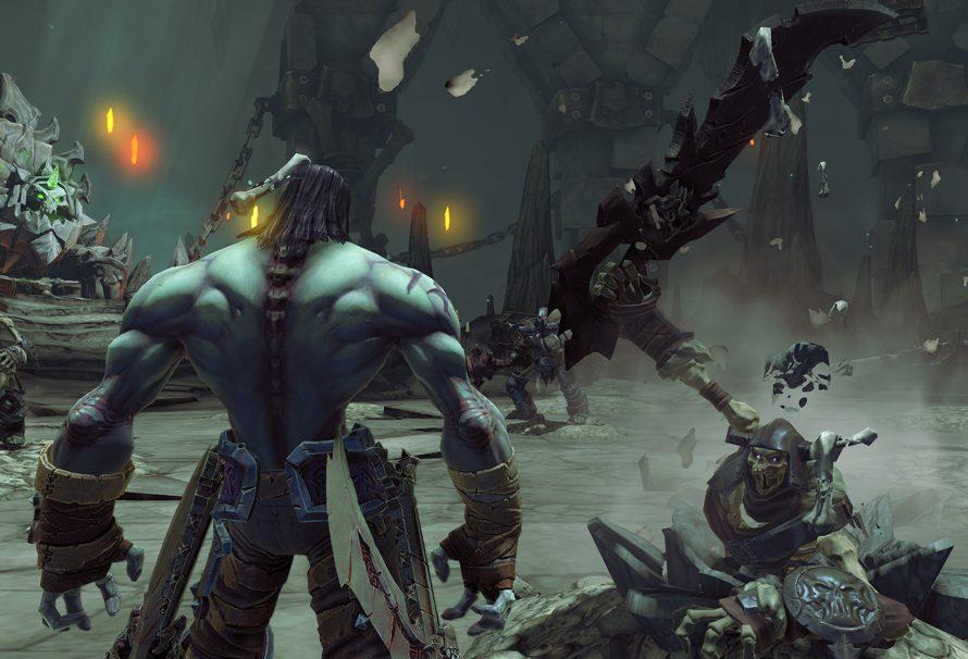 Darksiders 1 And Darksiders II Getting Xbox One X Enhancements