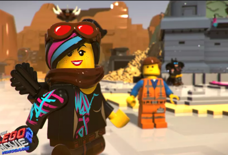 The Lego Movie 2 Video Game Has Been Announced