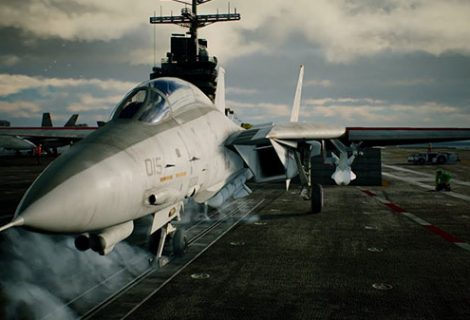 Ace Combat 7: Skies Unknown 'F-14D' trailer released
