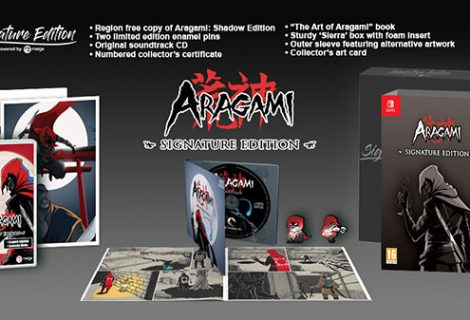 Aragami: Shadow Edition for Switch launches February 22, 2019