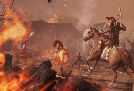 Assassin's Creed Odyssey - Legacy of the First Blade, Episode 1, DLC now available