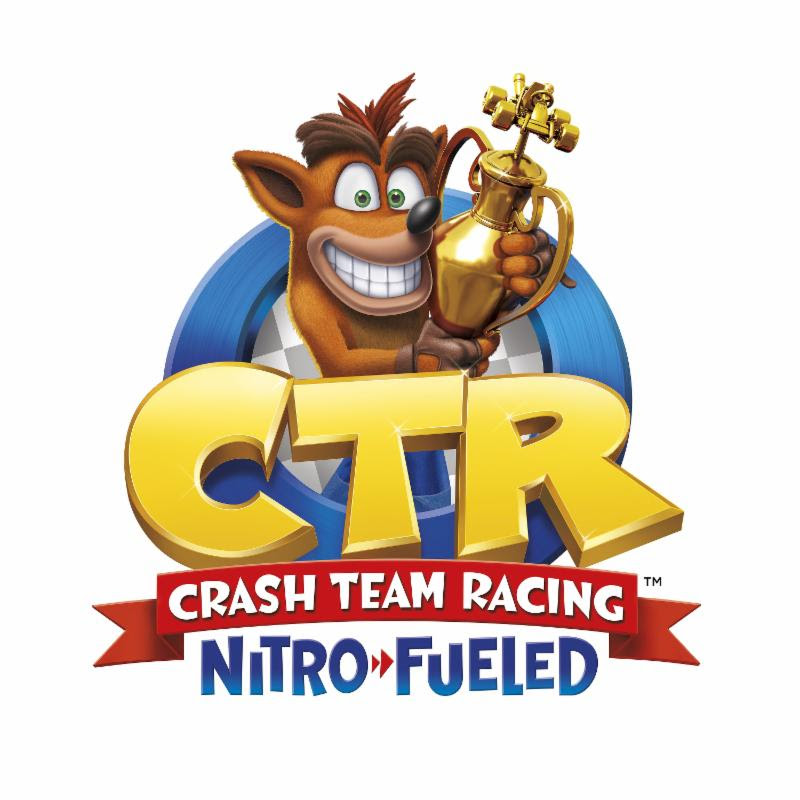 Crash Team Racing Nitro-Fueled officially announced