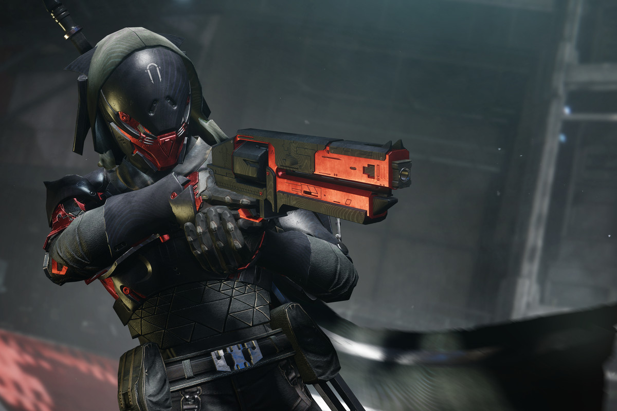 59522de453b Destiny 2  Black Armory Adds New Content that Requires a Lot of Grinding to  Do